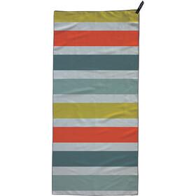 PackTowl Personal Beach Ręcznik, bold stripe